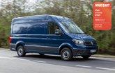 Van Awards 2021 - Large Van - Best to drive (new logo)