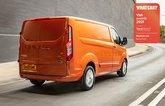 Van Awards 2021 - Medium Van - Best to Drive (new logo)