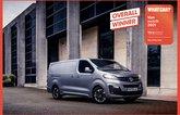 Van Awards 2021 - Overall Winner (new logo)
