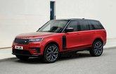 2021 Range Rover rendering