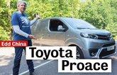 Toyota Proace and Edd China