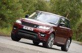 Range Rover Sport '15 plate front corner