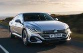 Volkswagen Arteon facelift front