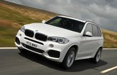 BMW X5 2015 front