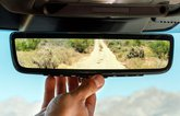 Land Rover ClearSight mirror
