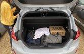 Fiesta ST boot full
