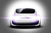 2027 Apple car rendering