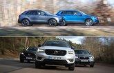 Best SUV company cars