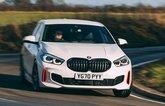 2021 BMW 128ti hero
