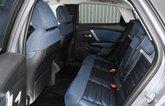Citroen e-C4 rear seats