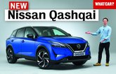 Nissan Qashqai walkaround
