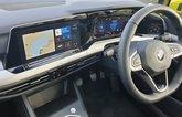 Volkswagen Golf 2021 long-term dashboard