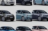 Fiat 500 - all colours