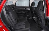 Kia Sorento 2021 rear seats