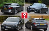 New Skoda Superb est vs used Audi A4 Avant