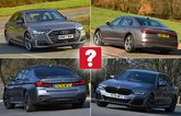 New BMW 530e vs used Audi A8 TDI