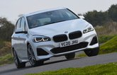 BMW 2 Series Active Tourer 2021 front tracking