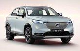 2021 Honda HR-V front