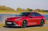 Toyota Mirai 2021 front left tracking