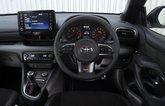 Toyota GR Yaris 2021 dashboard