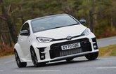 Toyota GR Yaris 2021 front
