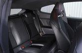 Toyota GR Yaris 2021 rear seats