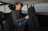Volkswagen Tiguan Allspace long-term rear seats
