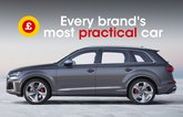 Every brand's most practical car revealed
