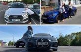 Audi Q5, BMW 3 Series and BMW 4 Series LTs