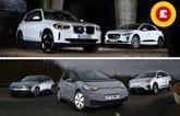 Best electric car deals