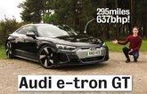 Audi e-tron GT YouTube review
