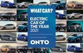 Electric Car Awards 2021 Reader Award tile
