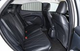 Ford Mustang Mach-E 2021 rear seats