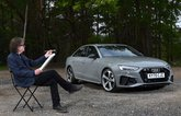 Audi A4 LT
