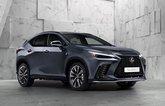 Lexus NX 450h+ 2022 front