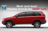Most and least reliable brands for older cars header