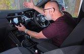 Volkswagen Touran infotainment system glitch