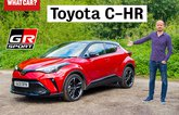 Toyota C-HR YouTube review