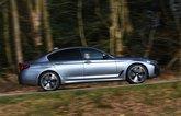 BMW 530e 2021 side