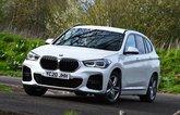 BMW X1 xDrive25e 2021 front