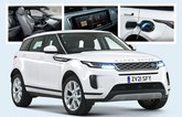 How to spec a Range Rover Evoque