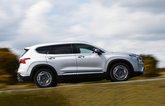 Hyundai Santa Fe 2021 side