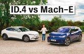 VW ID.4 vs Ford Mustang Mach-E