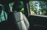 Ford Ranger Wildtrack seats