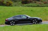 Audi E-tron GT 2021 side