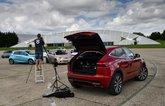 2021 Jaguar e-Pace long-term hello pic