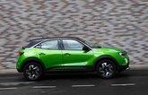 Vauxhall Mokka-e 2021 side