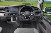 Volkswagen California Ocean 2021 dashboard