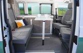 Volkswagen California Ocean 2021 seating