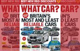 What Car? cover October 2021